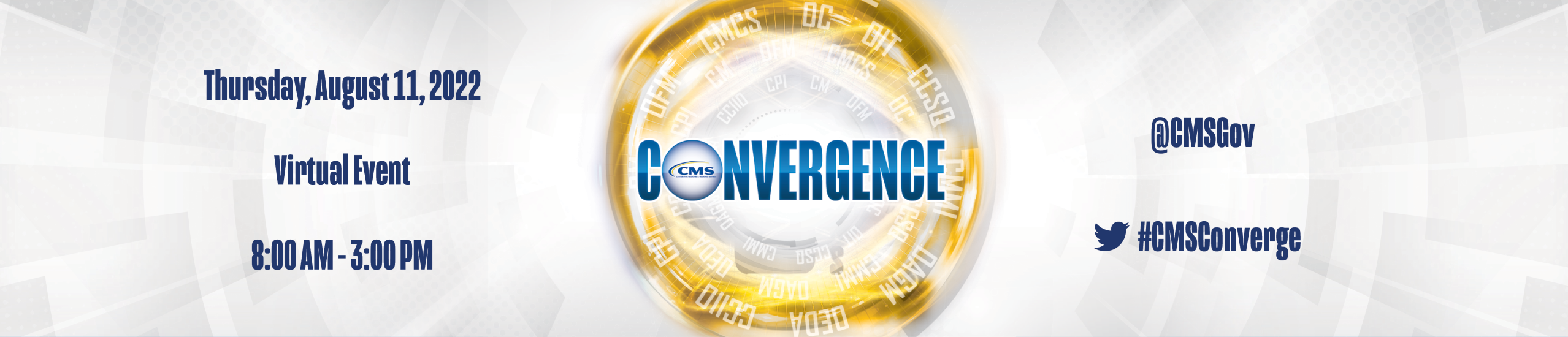 Convergence 2019: Centers for Medicare and Medicaid
